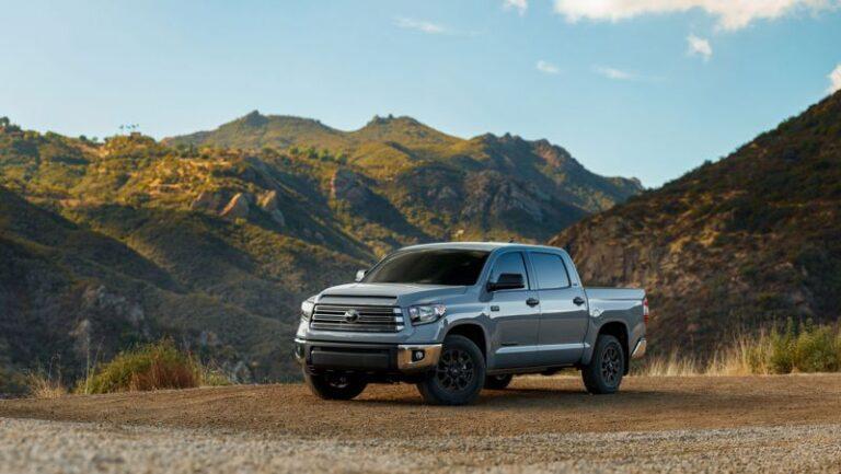 Компания Toyota отзовет 158 тысяч пикапов Tundra из-за угрозы возгорания » Автоновости