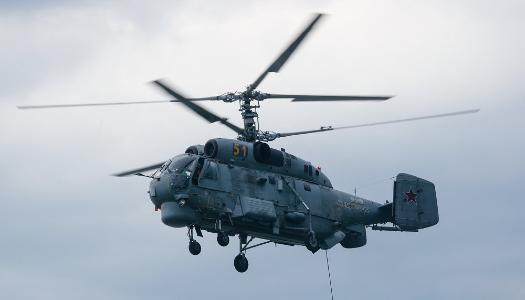На Камчатці знайшли уламки вертольота Ка-27 » — Новости мира