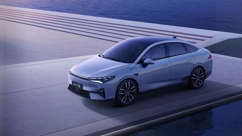 В Китае начались продажи нового электрического седана Xpeng P5 » Автоновости