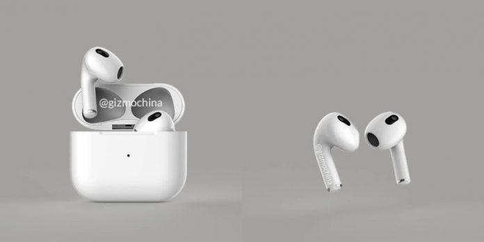 Передбачені дата анонса і ціна нових навушників Apple AirPods  
