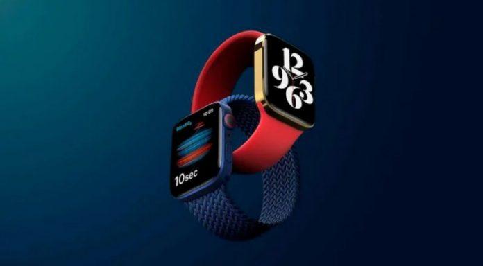 Apple Watch Series 8 зможуть вимірювати температуру тіла  