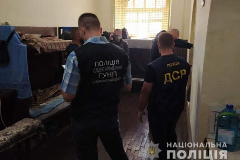 На Житомирщині так званого «смотрящого» викрито на новому злочині. ФОТО