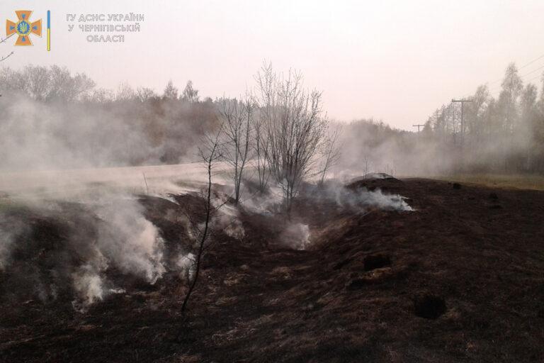 На Чернігівщині упродовж минулої доби вогнеборці ліквідували 3 пожежі – Новини Чернігова та Чернігівщіни