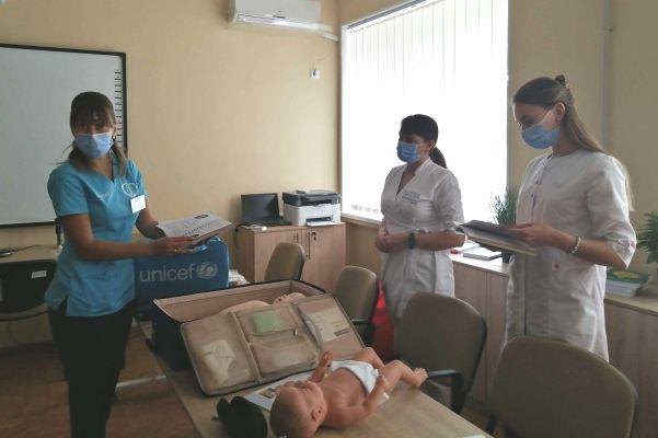 В Краматорске открылся тренингово-ресурсный центр по подготовке семейных врачей и медицинских сестер