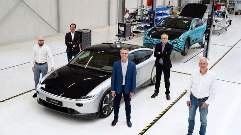 Автомобиль на солнечных батареях готовится выйти на рынок » Автоновости