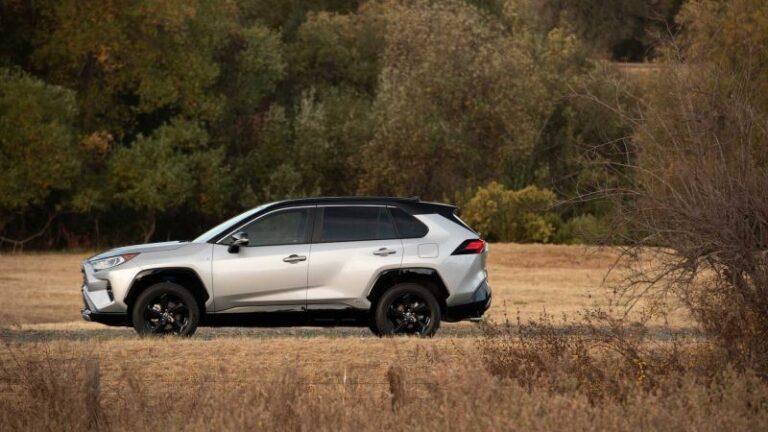 СБУ пересядет на гибридные кроссоверы Toyota RAV4 » Автоновости