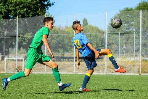 Краматорская команда сыграет с полтавской «Ворсклой» в юношеском футбольном чемпионате