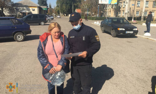 Нікопольський район: рятувальники провели профілактичний рейд щодо безпеки дітей у побуті —   Новини міста Дніпро та області