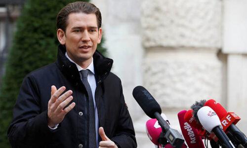 Канцлер Австрии ушел в отставку на фоне обвинений в коррупции. Новости Политики