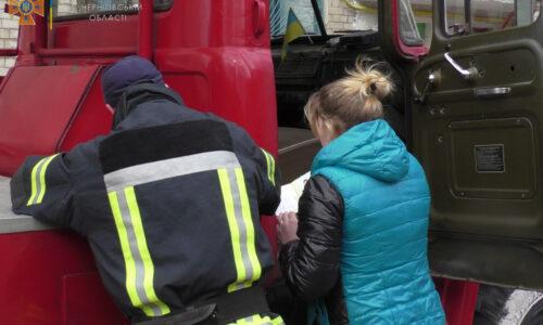 Чернігівські рятувальники 5 разів залучалися для надання допомоги громадянам — Новини Чернігова та області