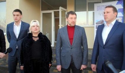 Коррупционные схемы защищают семейный бизнес Гарабажиу — Новости Мелитополя