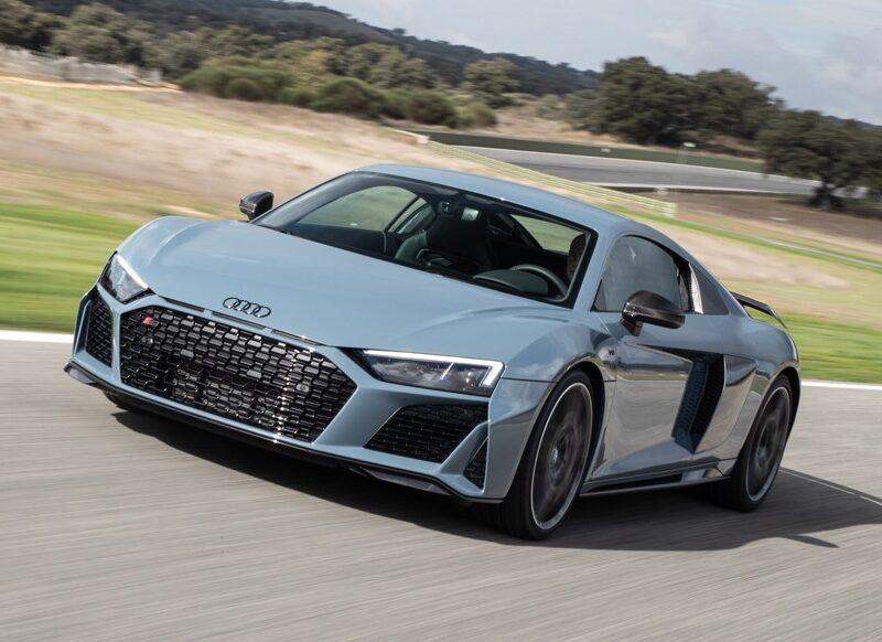 Audi готовит преемника R8: спорткар может получить электрическую «начинку» — АВТО НОВОСТИ