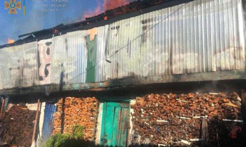 Упродовж минулої доби рятувальники Чернігівщини ліквідували 11 пожеж — Новини Чернігова та області