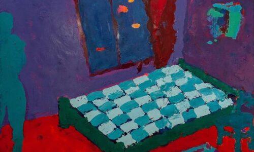 «Під іншим кутом» — художниця Ангеліна Гафинець пропонує незвичний погляд на інтер'єри   | Новини культури та мистетства