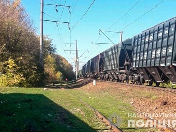 У Полтаві потяг смертельно травмував пенсіонера — Новости Полтавы и области