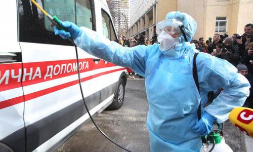 В Украине за сутки 11 344 новых случаев заболевания СOVID-19. Новости Политики