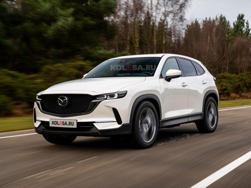 Новая Mazda CX-50 2022 — АВТО НОВОСТИ