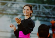 Оксана Лынив займет должность директорки театра в Болонье   Новости культуры