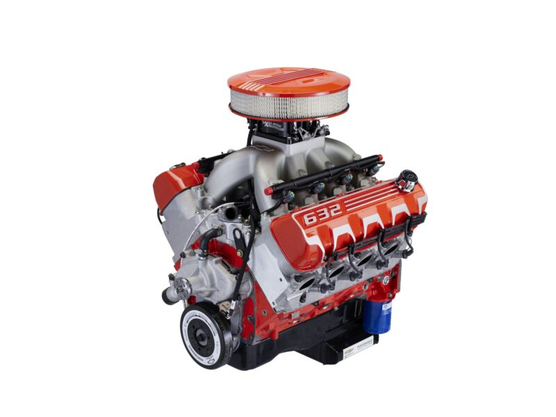 Отдохнуть от электричества: GM представила 10,34-литровый атмосферный V8 — АВТО НОВОСТИ